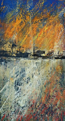 city-collection-ab2-20inx37in-mixed-media-on-canvas